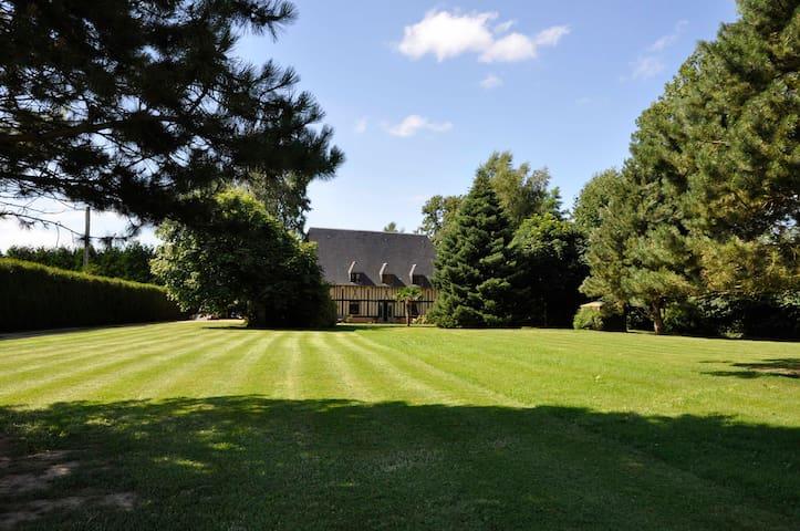 Maison normande de caractère  - Épreville-en-Lieuvin - Hus