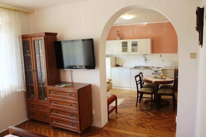 """Apartman """"Drenovac""""  PLITVICE - RASTOKE - Slunj - Daire"""