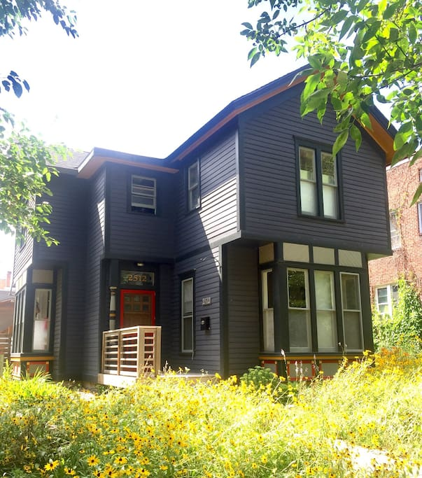 Uptown Minneapolis Apartments: Micro Apt. In Historic Home.