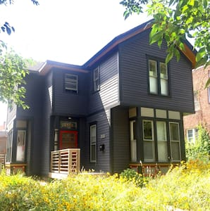 Micro Apt. In Historic Home. - Minneapolis - Rumah