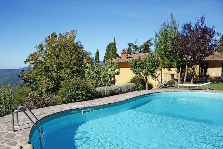 Villa Londa 20 - pool Mugello area - Dicomano - House