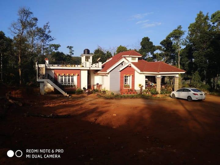 Silver leaf Estate Stay - Farm House Sakaleshpur