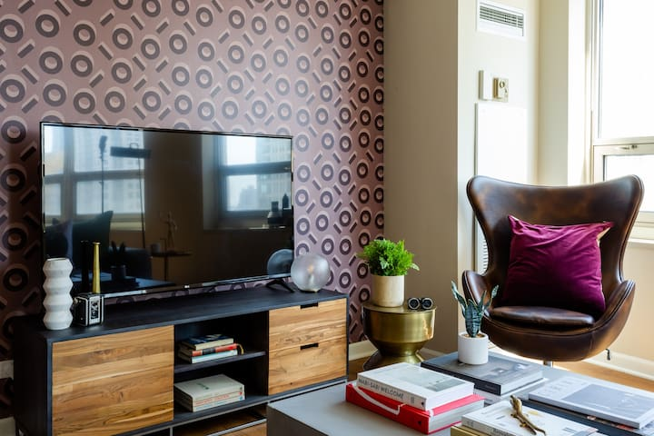 Domio   Navy Pier   Vibrant 2 BR + Fitness Center and Skydeck