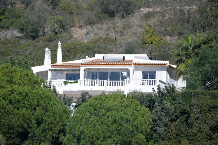 Villa Algarve Santa Barbara de nexe