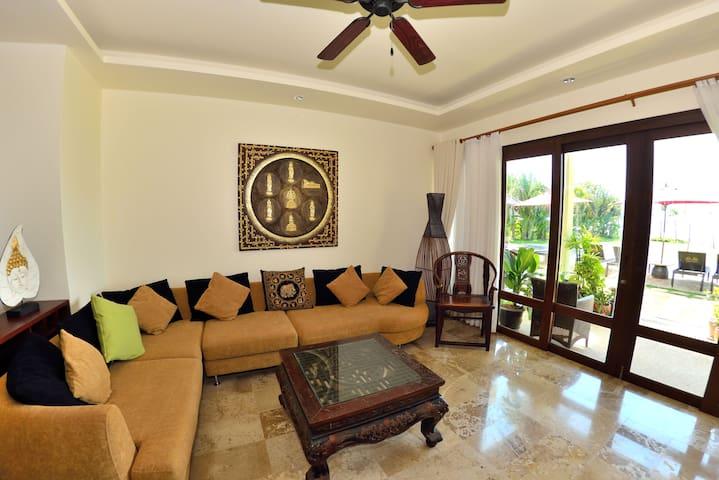 Wonderful apartments on the beach - Koh Lanta - Huoneisto