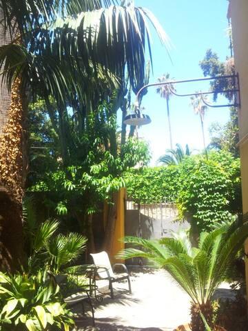 Garden aptTropea center beach close - Tropea - Villa