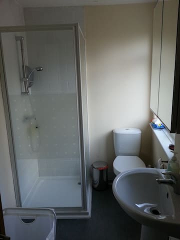 Ensuite Single Bedroom-Town Centre - Bedford - อพาร์ทเมนท์