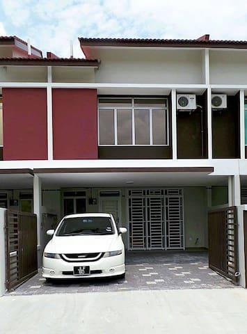 Homestay near Legoland Johor Bahru - Nusajaya - Ev