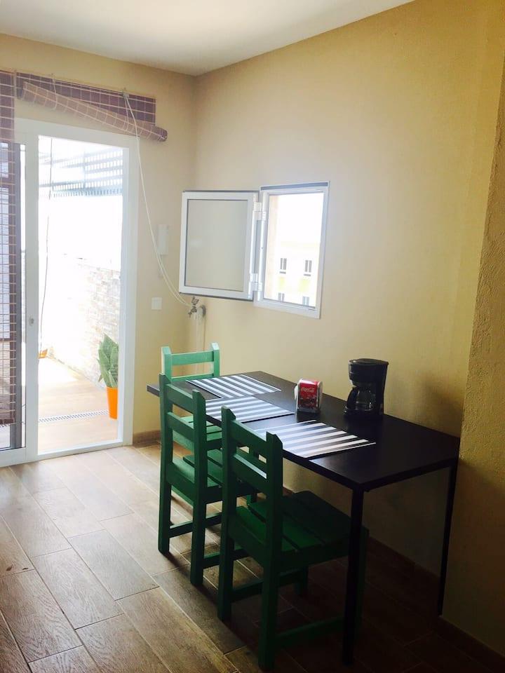 Casa Campillo, habitación privada/wc compartido