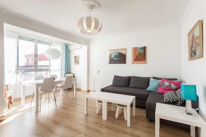 Comfy & handy apartment in Valencia - Valencia - Lägenhet