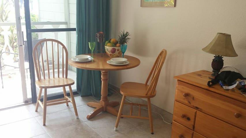 Charming Studio in Islander Inn - Kailua-Kona - Apartamento