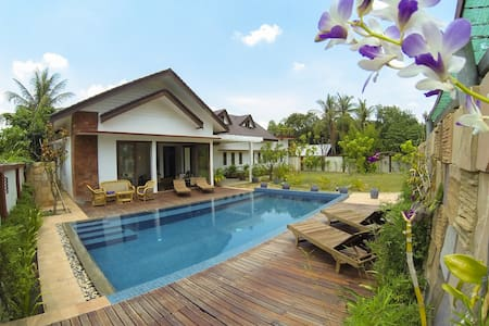 Large Private Villa with Pool - Krong Siem Reap