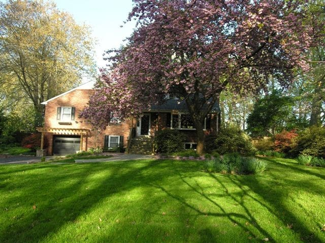 A Pet-Friendly, Traditional B&B with All Mod Cons! - Fairfax - Huis