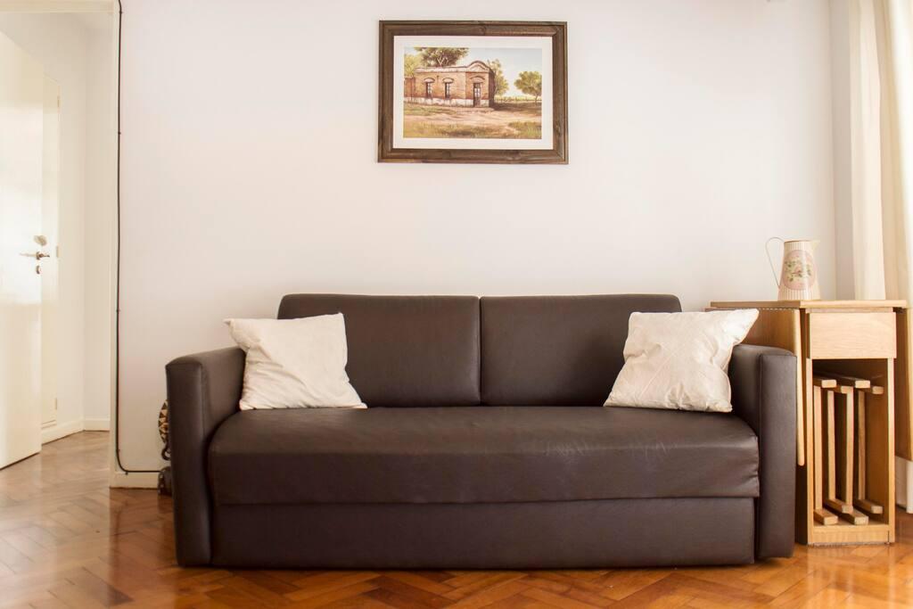 Comfy sofá/doble de
