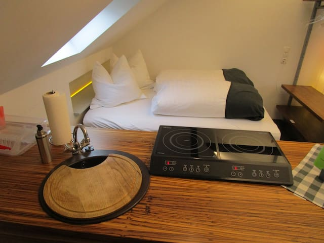 Blex Apartment - Komfort für bis zu 7 Personen