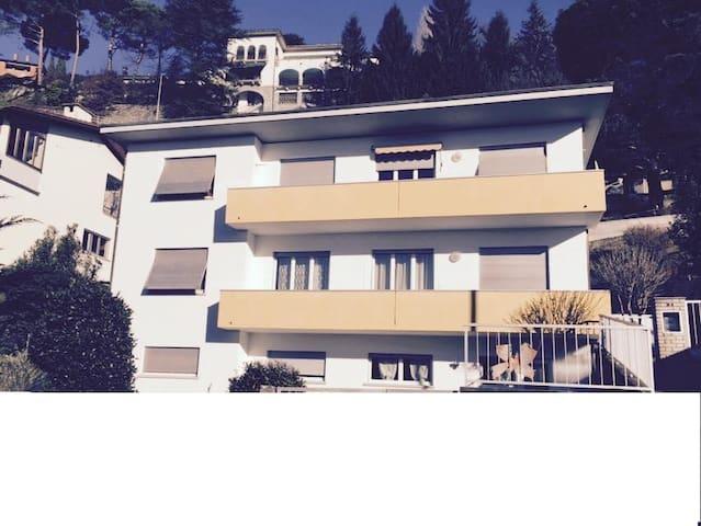 MENDRISIO APP. SUP. CASA LANDONI - Mendrisio - Apartemen