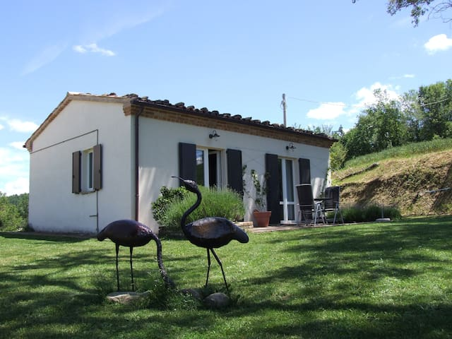 Casa Capanna - Country Cottage - San Ginesio - Byt
