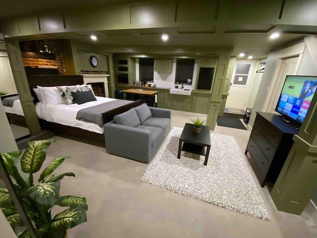 Clean & Cozy Apartment Downtown Halifax