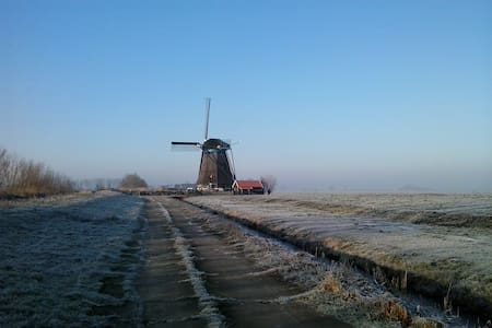 B & B Blauwe Molen - Bed & Breakfast