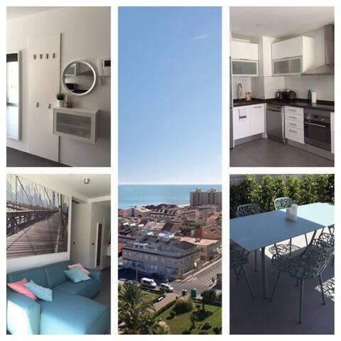 Aqua Nature Ground Floor south/sunny orientation - La Mata - Apartment