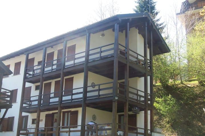 Apartment in the Italian Alps