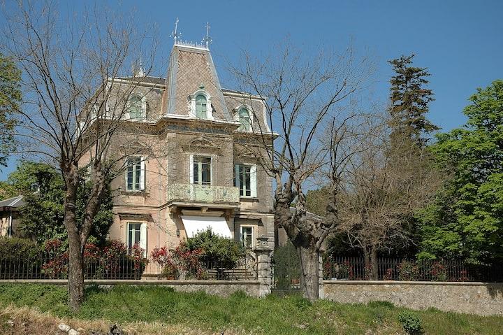 Maison de maître au nord de Montpellier