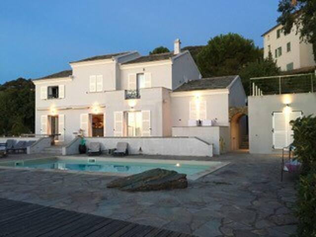 Très belle villa  vue mer - Pino - Villa