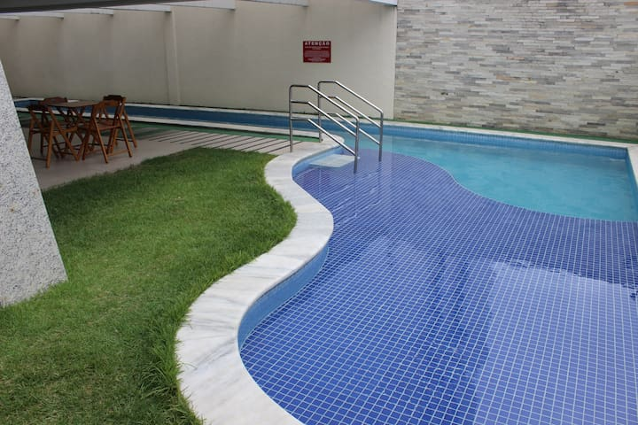 Luxury Apart 500m from the Beach - Recife - Apartment