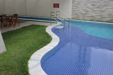 Luxury Apart 500m from the Beach - Departamento