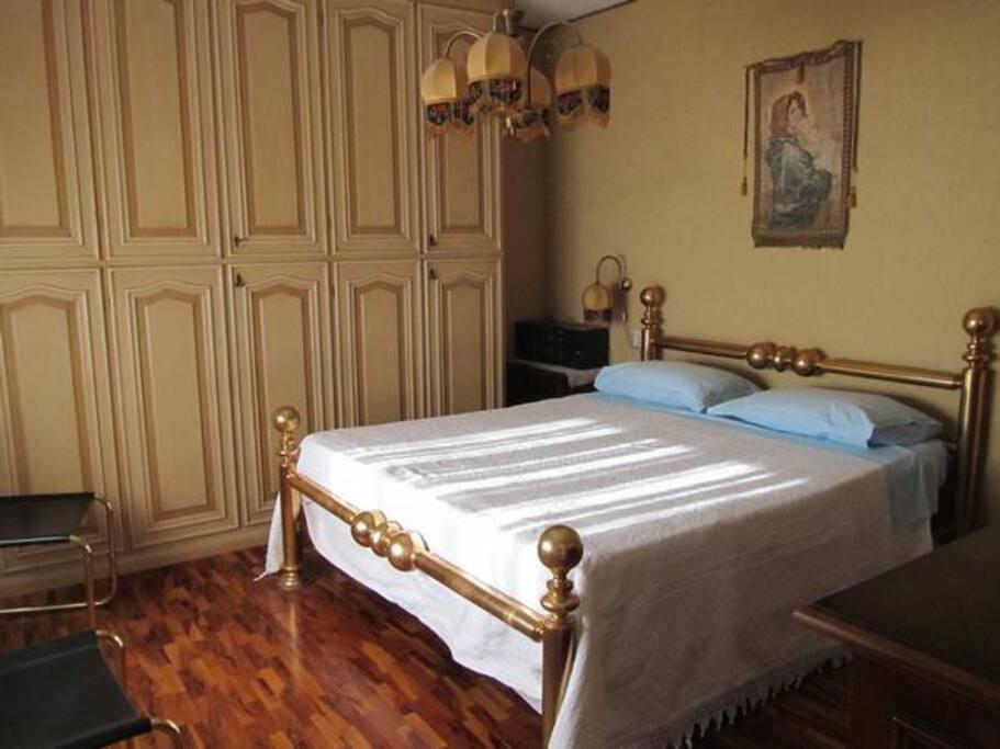 Camera secondo piano composta da bagno privato