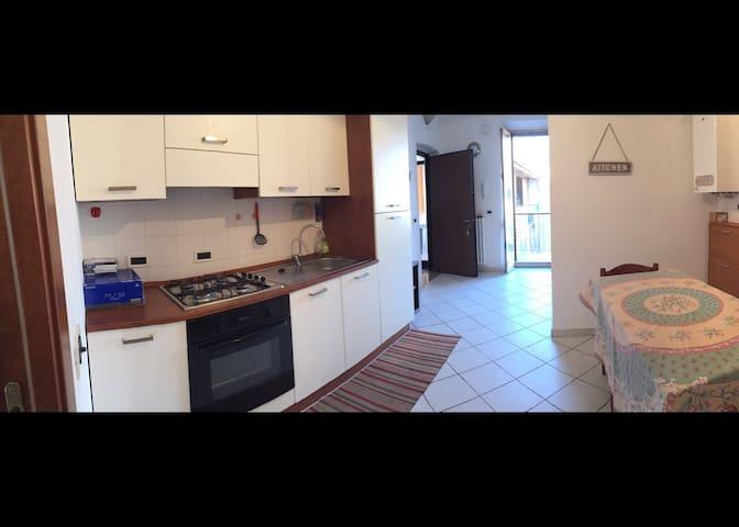 Simpatico appartamentino indipend. - Solaro - Byt