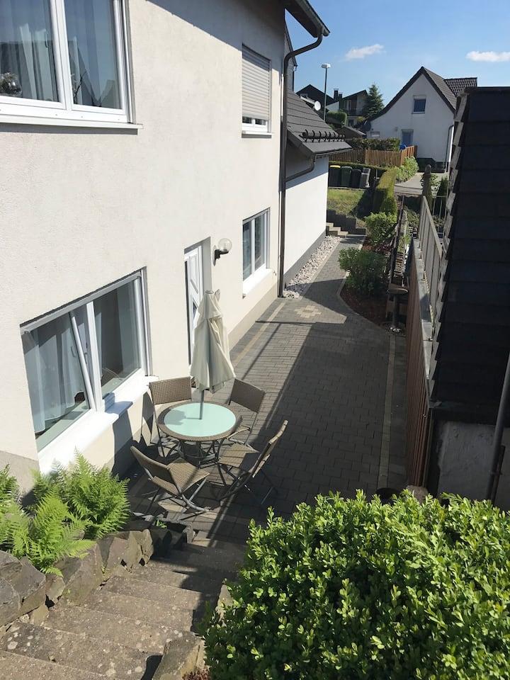 Sauerland Apartment für 4 Personen