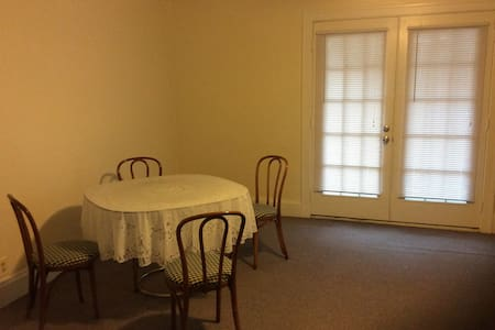 Partially furnished 2 bedroom Apt - Fort Thomas