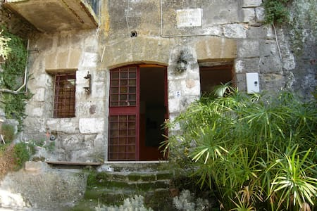 Loft in Calcata medieval Village - Calcata - อพาร์ทเมนท์