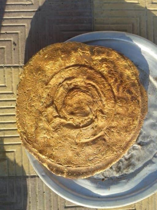 Bread wheat Bedouin