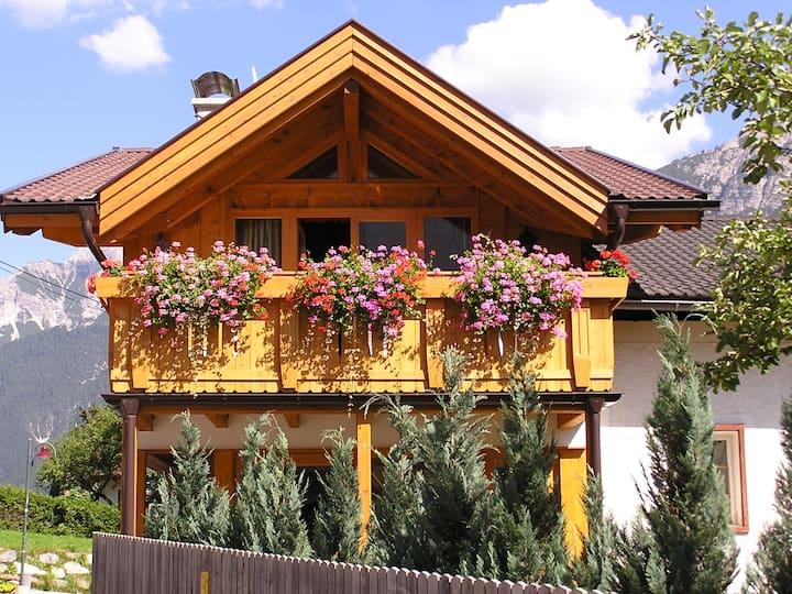 Ferienhaus Artho im Ortszentrum