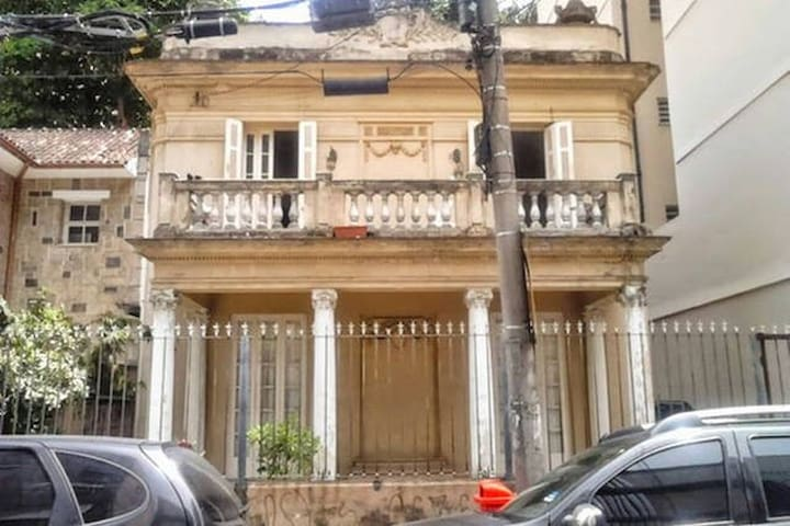 Antique House Flamengo German Style