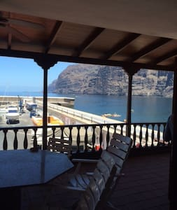 Fine apartment on 1st line - Santiago del Teide