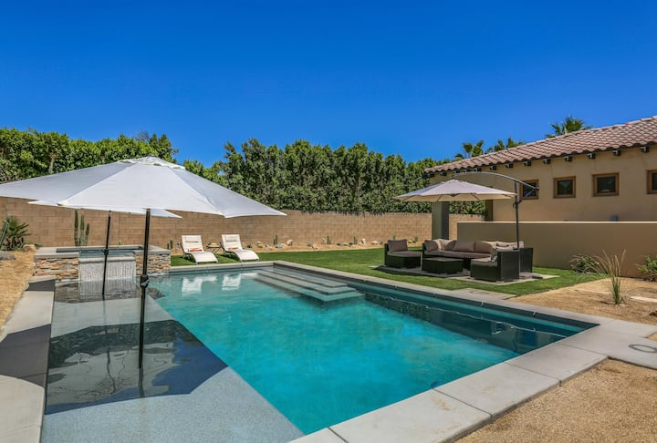 Total Privacy With a New Pool and Quiet Isolation