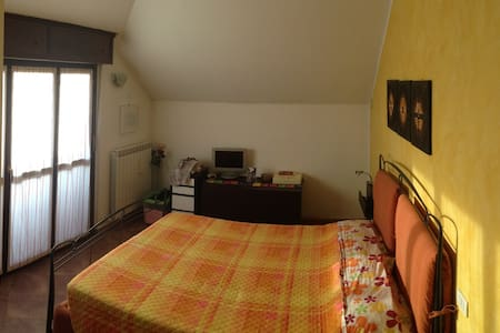 Deliziosa Mansarda, ideale per Expo - Magenta - Apartment