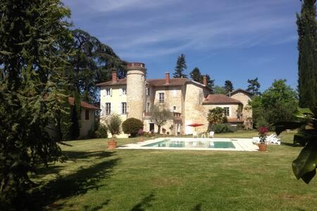 Château avec piscine - Astaffort - Istana