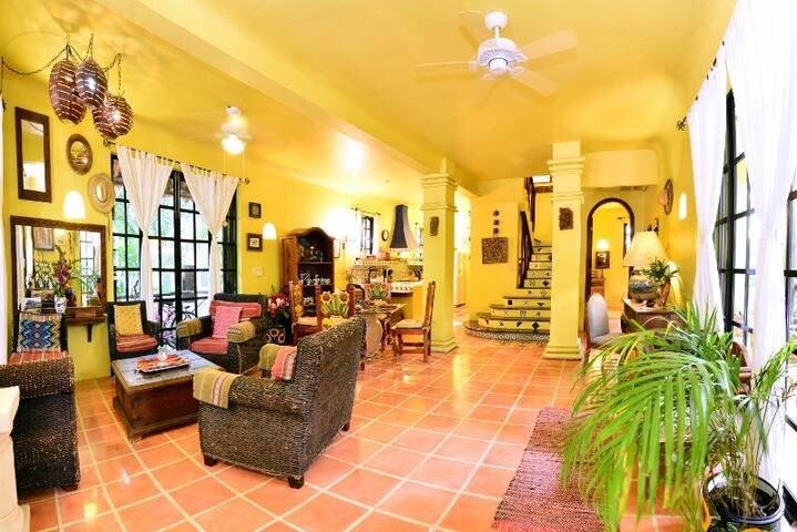 One-of-a-kind Mexican Villa! - Playa del Carmen - Villa