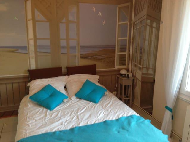Chambres pour vacanciers,étudiants. - Carcassonne - Hus