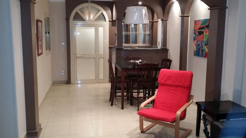 New modern apartment in Maadi - Cairo Governorate - Flat