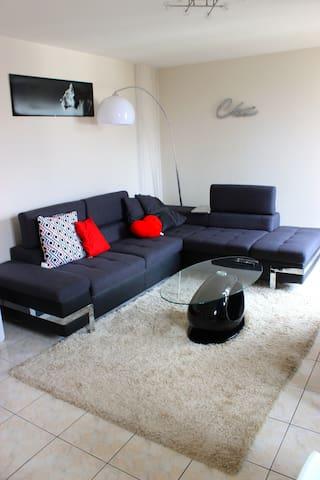 Bel appartement 53m2 tout confort - Vigneux-sur-Seine - Apartamento