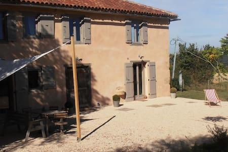L'Ancien Saloir - Montaut  - Dom