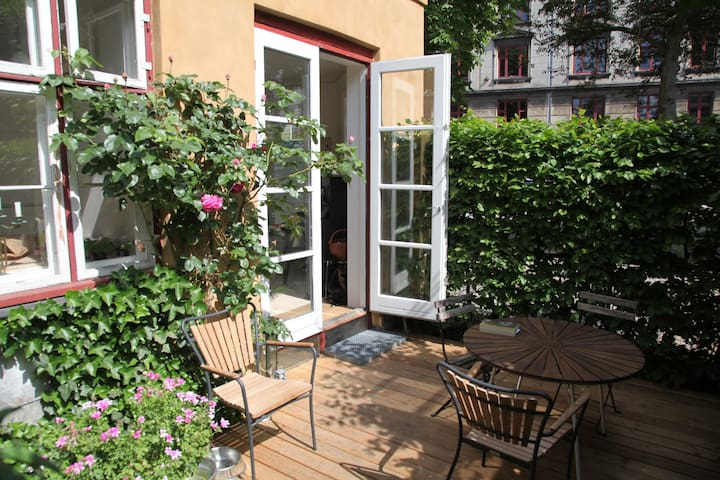 Cozy Townhouse / central Copenhagen - Copenhague - Casa