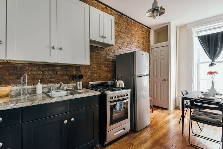 Your Brooklyn Retreat - Brooklyn - Byt