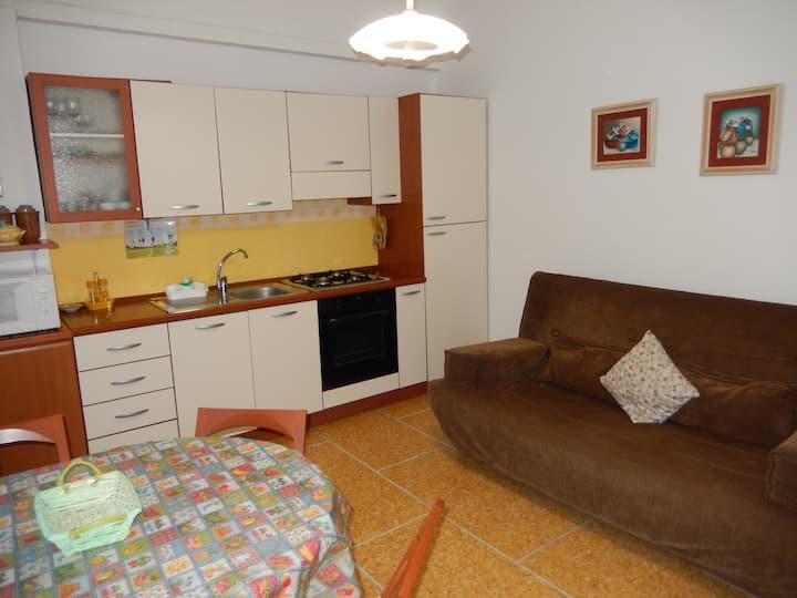 Appartamento al mare (Lavagna,Cavi)