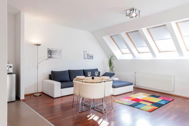 City Heart Design Apartment